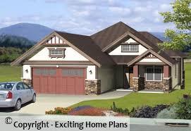 bungalow garage plans amazing design ideas 5 bungalow with garage plan w18240be