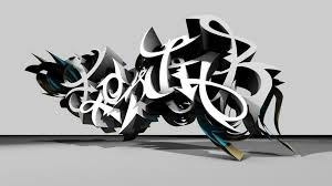 graffiti design vr graffiti futuristic design medium
