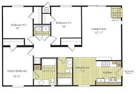3 bedroom mobile home floor plans bedroom mobile home floor plans floor plans with ferris homes size