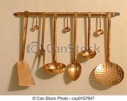 ustensiles de cuisine en cuivre cuivre ustensiles ustensiles cuisine cuivre image recherchez