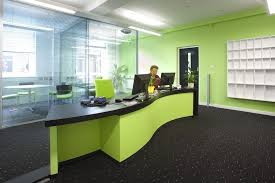 Desk Ideas For Office Interior Design For Office Reception Area With White Reception