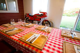 Andreas Dining Room Long Valley by La Gazzetta U2013 Motodoffo