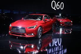 lexus ls 460 vs infiniti m56 2017 infiniti q60 first look review motor trend