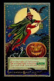 90 best vintage halloween postcards images on pinterest vintage