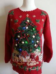 your ugly christmas sweater
