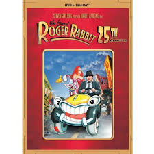 rabbit dvd who framed roger rabbit 25th anniversary edition dvd