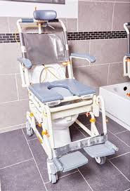 bathtub transfer chair with tilt