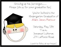 kindergarten graduation cards smile big boy preschoolkindergarten graduation invitations