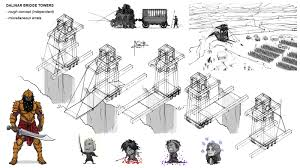 Storm Light Archive Dalinar Bridges And Misc Sketches Imgur Stormlight Archive