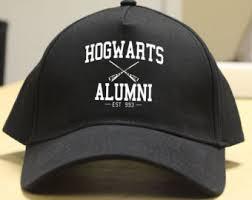 kid ink alumni hat hogwarts alumni etsy