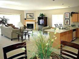 open kitchen living room design ideas open concept kitchen living room small house small open plan