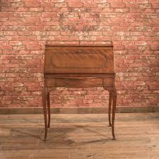 bureau de mahogany bureau de dame c 1900 antiques
