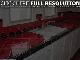 Red Glass Tile Kitchen Backsplash Kitchen Amazing Red Glass Tile Backsplash For Shiny Mosaic