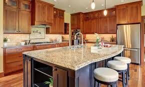 different countertops types of kitchen countertops image gallery designing idea