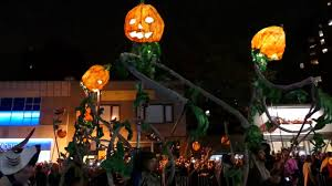 new york city halloween 2015 halloween parade nyc 2015 youtube
