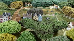 Tree Faces Garden Art Forests For 2mm 6mm 10mm U0026 15mm Wargames By Les Hammond