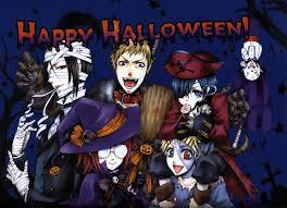 anime halloween background kuroshitsuji black butler halloween page 3 zerochan anime