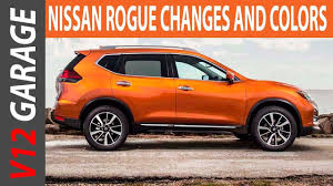 orange nissan rogue news 2018 nissan rogue sport colors interior and changes