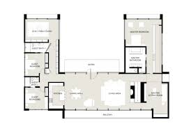 home plans with courtyards u shaped house plans with courtyard pinteres best floor