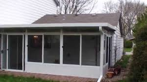 Brady Built Sunrooms Sunroom Roof 3 Chicago Video 3 Of 3 Youtube