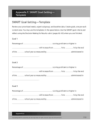 goal setting worksheet template 48 smart goals templates examples u0026 worksheets u2013 free template