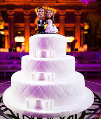 cake toppers bobblehead involve wedding bobbleheads in the wedding in many ways cardinal