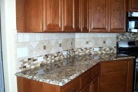 Backsplash Tile For Kitchen Ideas Modern Tile Backsplash Aciarreview Info