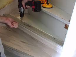 treppe mit laminat h k treppenrenovierung so wird eine treppe mit laminat richtig
