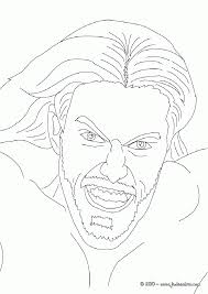 wwe coloring pages edge best coloring page site coloring home