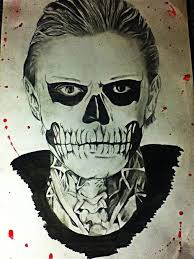 tate langdon american horror story by olivia sighs on deviantart