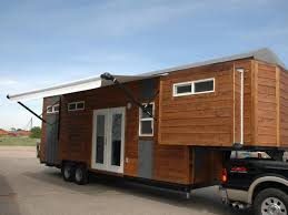 tiny house slide out 34 rvia certified tiny house with 3 slides small house ideas