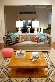 coussins originaux canapé déco salon canapé en beige avec coussins originaux le décorative