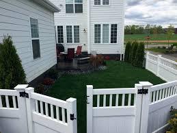 corner lot fence ideas 12961