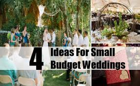 weddings on a budget the smaller the better small and intimate weddings just budget