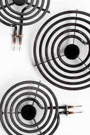 Clean Electric Cooktop How To Clean Electric Stove Burners Apartment Therapy