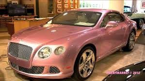 pink bentley convertible 2012 factory pink bentley and rare red lamborghini superleggera