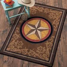 southwest rugs gilded star rug collection lone star western decor