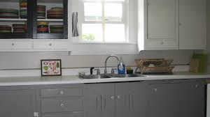 Under Sink Kitchen Cabinet Grey Kitchen White Worktop White Kitchen Cabinet Along Pull Dwon