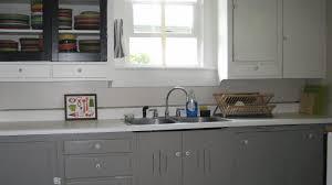 Kitchen Grey Grey Kitchen White Worktop White Kitchen Cabinet Along Pull Dwon