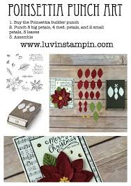 How To Make Punch Cards - 63 best festive flower builder punch projects images on pinterest