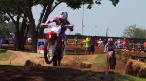 ama motocross on tv lucas oil ama motocross ashley fiolek sweeps the wmx motos at