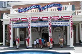 thanksgiving at disney disney world presents the american adventure at epcot disney