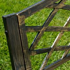 outdoor park bench 50