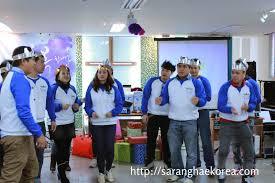 the faces of christmas in korea saranghae korea