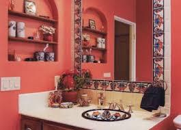 mexican bathroom ideas bathroom astonishing mexican song tile mirrors tiles wall ideas