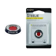 amazon com nite ize original steelie magnetic phone socket