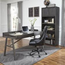 ashley furniture desks home office raventown home office desk in grayish brown by ashley furniture