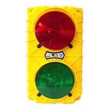 stop and go light cisco eagle catalog led dock traffic light yellow poly housing 115v