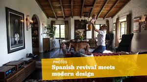 How Do You Say Living Room In Spanish by Updating A Grand Spanish Home Into Something Warmer More Modern
