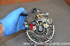 How To Bench Test An Alternator Audi A4 B6 Voltage Regulator Replacement 2002 2008 Pelican